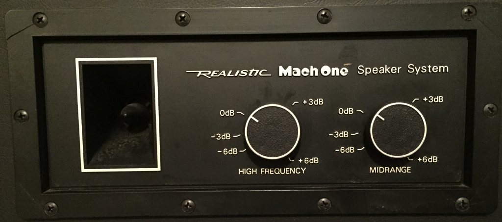 Realistic Mach One Dials
